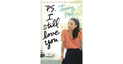 p s i still love 1407157981 p s i still love you by jenny han