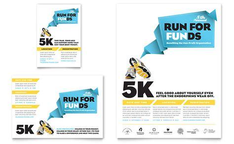 Run Flyer Template