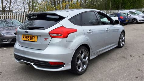 Diesel Sillver ford focus 2 0 tdci 185 st 2 with service history diesel 5