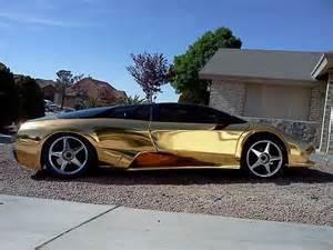 Cheap Lamborghini Kit Cars Buy Used Lamborghini Murcielago Lp640 Replica Holy Gold