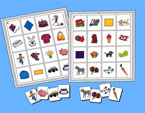 imagenes graciosas loteria del niño loterias para memoria dise 241 amos y fabricamos juegos