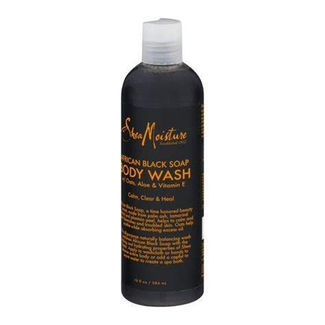 Shea Moisture Detox Bath by Shea Moisture Wash Black Soap 13 0 Fl Oz