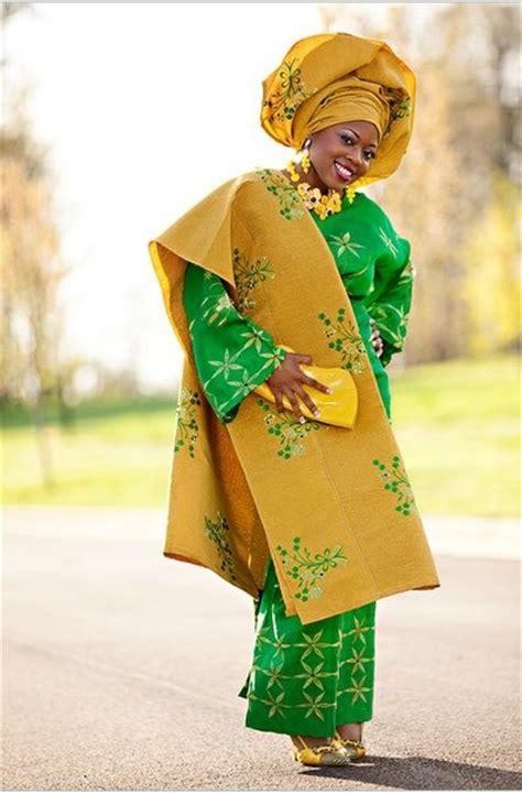 Wedding Attire Colours by Traditional West Wedding Attire Aso Oke Colours
