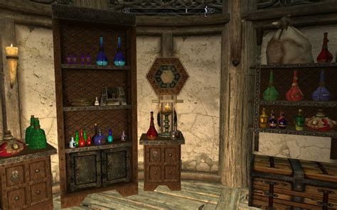 skyrim home decor so i m proud of the way i decorated this area of my home