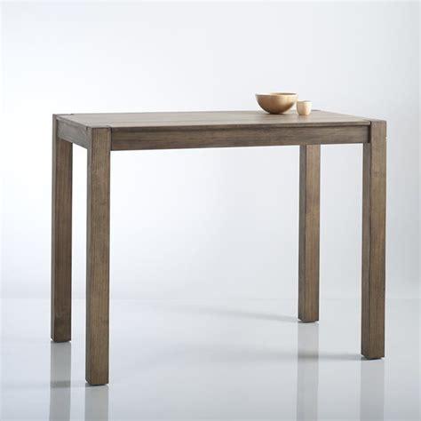 table haute 6 personnes 25 parasta ideaa pinterestiss 228 table haute bar table bar cuisine table haute bois ja