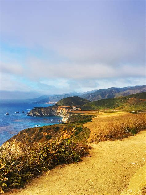 Pch Big Sur - jillian lare design art style life in des moines iowa
