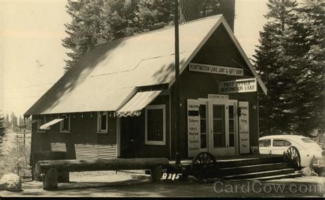 Post Office Gift Card Shops - post office and gift shop huntington lake ca