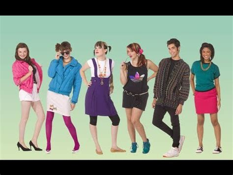 what clothes did they wear in the 80s ehow 80s fashion youtube