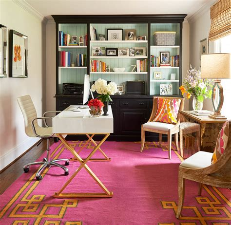 Vendome Chandelier 21 Feminine Home Office Designs Decorating Ideas