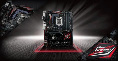 Asus H170 Pro Gaming h170 pro gaming motherboards asus usa