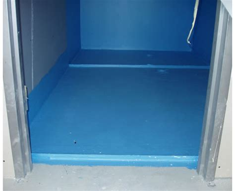 waterproofing systems for bathrooms shower floor waterproof membrane lends to better design