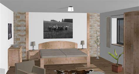zirbenholz schlafzimmer zirbenholz schlafzimmer m 246 belmanufaktur gruber zirbenbett