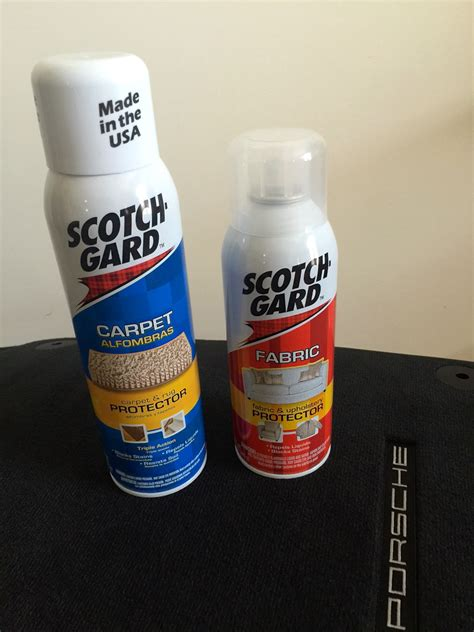 Scotch Guarding A by Alcantara And Scotch Guard Protection Yay Mouse Fur