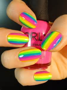 colorful nails 25 cool colorful nail ideas style motivation
