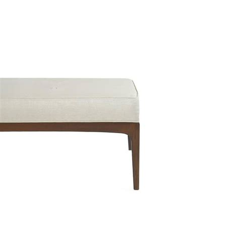 extra long bench extra long paul mccobb style bench in linen for sale at