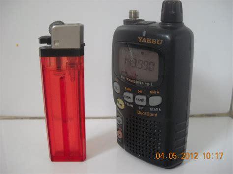 Baterai Yaesu Vx 1 sinar agung y c 2 v d i ht yaesu vx 1 mulus terjual