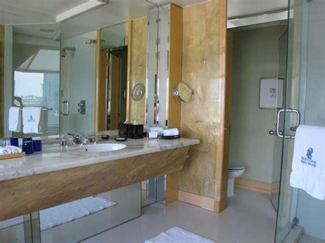 ritz carlton bathroom ritz carlton millenia singapore hotel review
