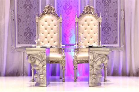 king  queen rental chairs  wedding google search