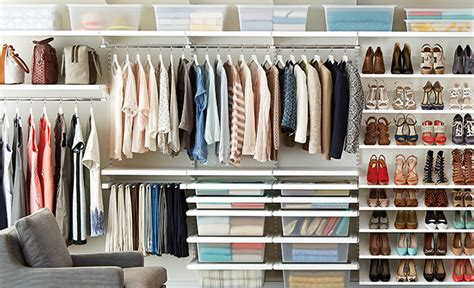 green cleaning services   defeat closet clutter