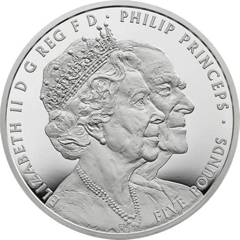 5 Pounds (Crown) United Kingdom (Great Britain) 2017