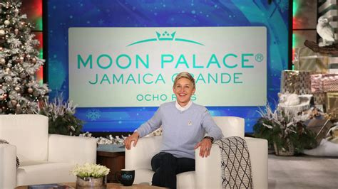 Ellen Degeneres 12 Days Of Giveaways 2016 - ellen degeneres kicks off 12 days of giveaways breaking news