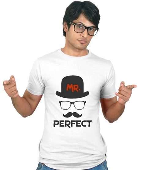 T Shirt With Mr Zero White shopping mr white t shirt buy shopping