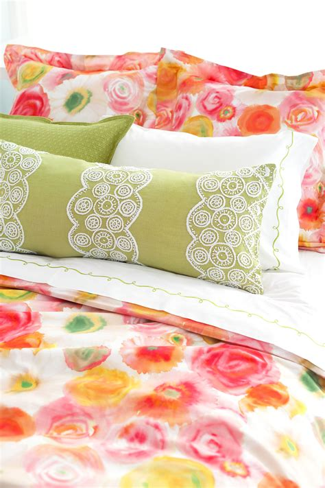 It Had To Be Hue Colorful Bedding Refresh Colorful Bed Sheets
