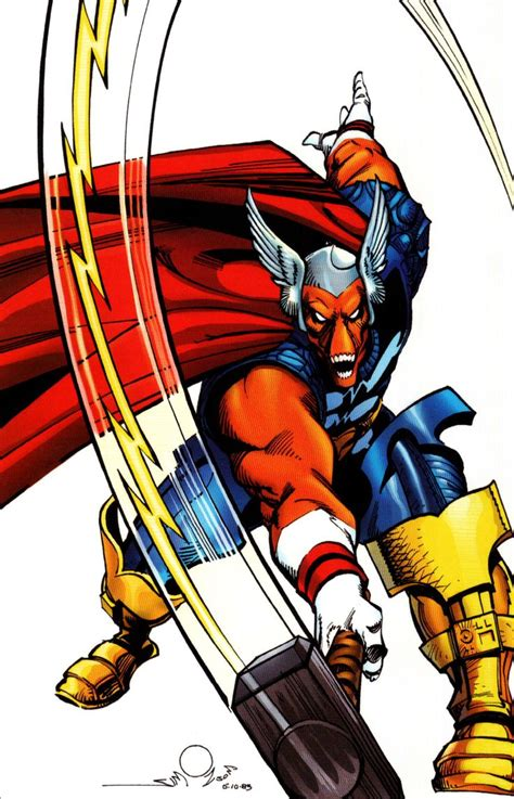 image walt simonson beta ray bill pose jpg marvel database fandom powered by wikia 252 best thor images on comics drawings and castles