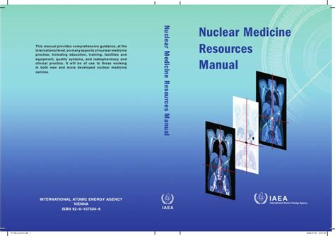 Mba Degree Nuclear Medicine Technology by Nuclear Medicine Resources Manual
