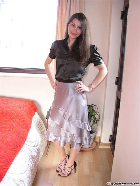 Satin Silk 05 133 best black images on satin blouses back