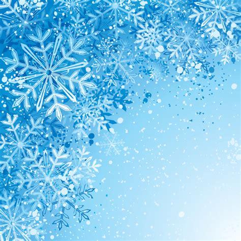 Free Snowflake Background Vector Art Free Vector Download Snowflakes Background Free