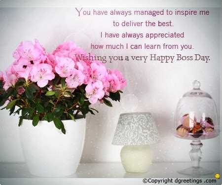 happy day greeting message happy day messages happy bosses day 2017 thank