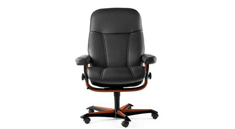circle furniture stressless consul office chair office