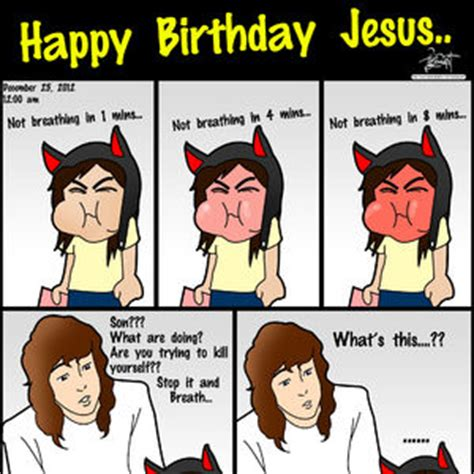 Happy Birthday Jesus Meme - meme center otakugir profile
