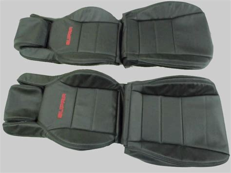 Seat Upholstery Kits by Leather Seat Cover Kits