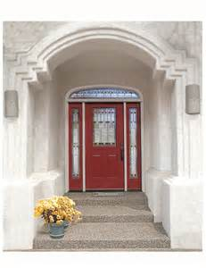 arrowhead building supply therma tru doors fiberglass