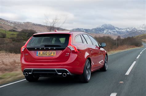 volvo v60 t5 r design review autocar