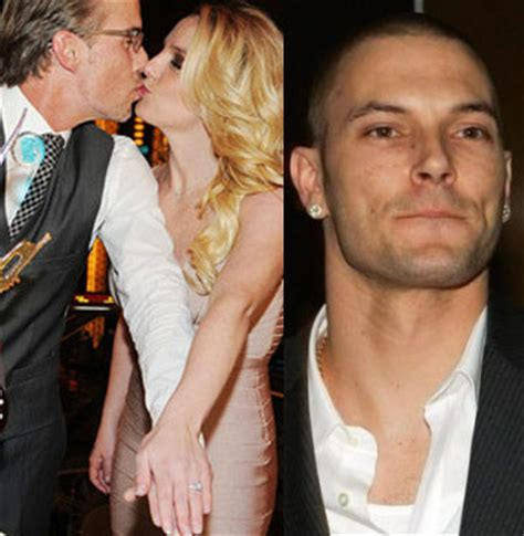 K Fed Slams Britneys Boyfriend by Ex Husband Kevin Federline Happy She S