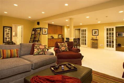 Low Ceiling Basement Solutions by Pin Low Ceiling Basement Designs On