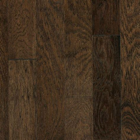 heritage mill brushed vintage hickory ale 3 8 in x 4 3 4 in x random length engineered click