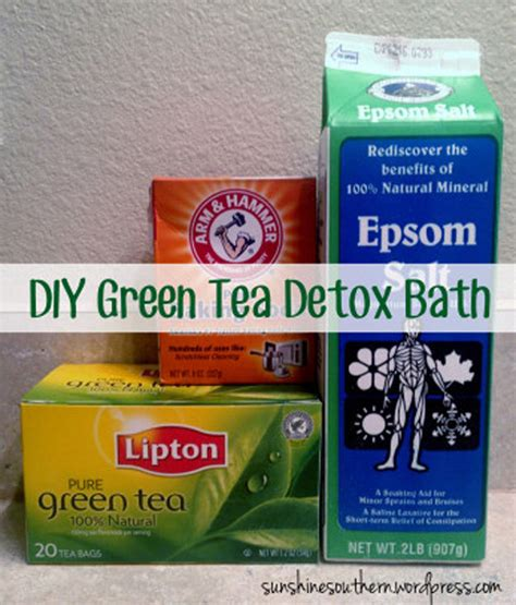 Project S Detox by Diy Detox Baths Diy Projects Craft Ideas How To S For