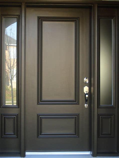 black minimalist minimalist door design black color 4 home ideas