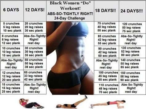 16 abs so tightly right 24 day ab challenge does it