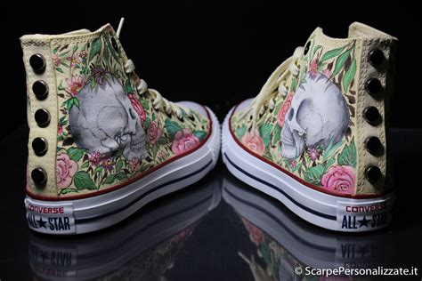 scarpe fiori converse fiori e borchie aemmecostruzioni it