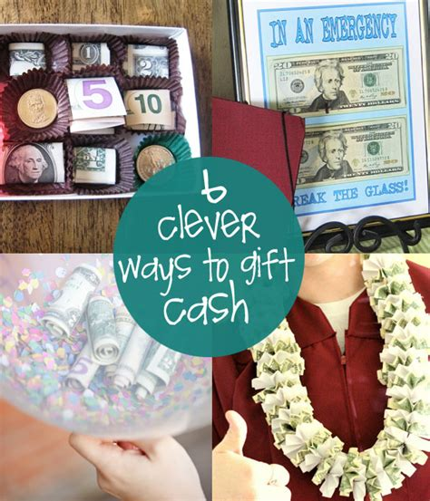Best Way To Turn Gift Cards Into Cash - creative ways to gift money creative gift ideas news at catching fireflies