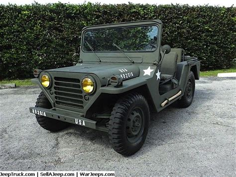 Jeep Salvage Parts For Sale 18 Best M151 Mutt Utility Tactical Truck 1960