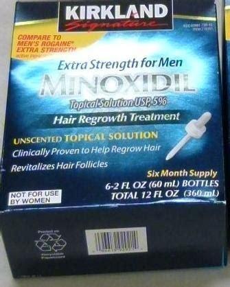 Regrou Forte Minoxidil 5 Penumbuh Rambut Botak jual kirkland signature a minoxidil 5 generik penumbuh rambut pengganti rogaine 2x regrou