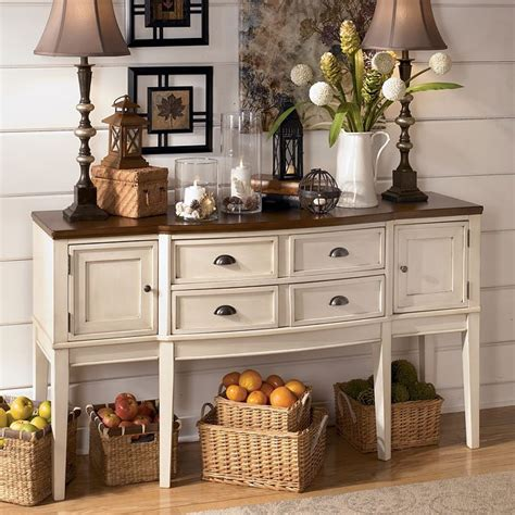 Cottage Style Dining Room Furniture Whitesburg Collection By Furniture Cottage Style Charm In Your Dining Room
