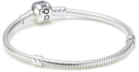 pandora charm bracelet 925 sterling silver 59702 ebay