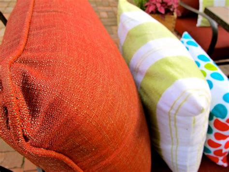 Cleaning Cushions by Cleaning Outdoor Cushions Home Furniture Design